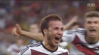 2014巴西世界杯决赛:德国1:0阿根廷 全场集锦 140714