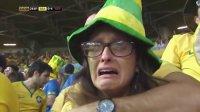 米内罗惨案 2014世界杯半决赛 德国7比1巴西 集锦