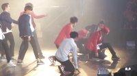 140719 EXO上海演唱会 咆哮 最后结束部分 爆点很多