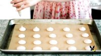 高成功率巧克力马卡龙制作教程,香醇甜美,简单易做