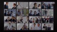 会声会影X6X7模板 商务模板 企业宣传 震撼时尚图文展示