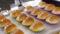 """优雅烘焙 2015 """"美国最好吃的小餐包""""变形之奶黄包篇 60"""