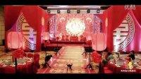 花开富贵、遂宁东旭锦江国际酒店、中式婚礼|成都中式婚礼|成都中式婚庆|成都婚庆|古今缘婚庆