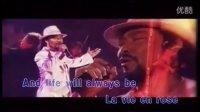 Chang Fei ~ La Vie En Rose (Live) [Karaoke Lyrics]