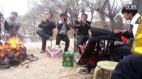 2014年陕北第一吹高称平唢呐  水地湾办事