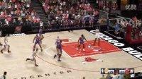 《NBA 2K15》快速比赛模式实测试玩:乔丹大战OK组合 - 美国职业篮球2K15 - 时间边界