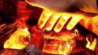 3D壁炉采暖取暖器