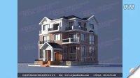 高档三层欧式别墅设计图及效果图