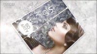 时尚杂志宣传广告AE模板 vintage_and_retro_slideshow
