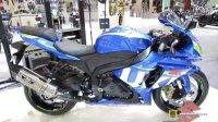 2015 铃木GSX-R1000公升级跑车 EICMA米兰摩托车展静态实拍展示