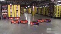 穿梭在亚马逊仓库里的机器人  Kiva systems