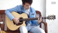 吉他指弹《小苹果》