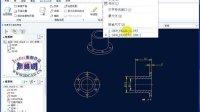 ProE工程图输出AutoCAD DXF保持尺寸不变的方法