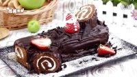 《范美焙亲-familybaking》第一季-171 圣诞树根蛋糕