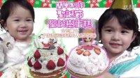 中国爸爸 2015 晚餐篇 偶像活动蛋糕和自制圣诞树蛋糕 66