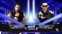WWE罗曼雷恩斯《RomanReigns》专场《WWE2K15》