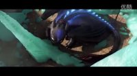 当《驯龙高手2》挑战龙王片段倒放后,无牙仔渐渐怂了