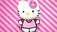 异形造型棒棒糖蛋糕之立体Hello Kitty cake pops