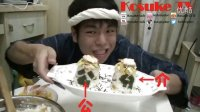 日本女儿节快乐 公介做了MINI什锦寿司 23