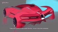 [PS]如何用Photoshop电脑手绘汽车设计效果图1