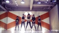 【DOUBLE V爵士舞】韩国女团4minute CRAZY平面舞蹈教学展示