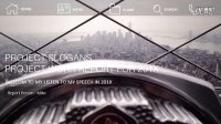 超大气UI网页设计欧美潮流商务汇报