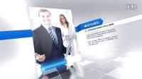 公司企业宣传片视频工程动画服务简介产品演示时间表AE模板