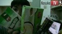 日本清纯公介日常 2015 公介品尝海南特产 椰园 椰香脆饼 椰汁 虹 薯条 57