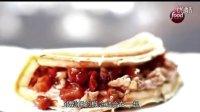 【大吃货爱美食】独特甜点——三明治与松饼的完美结合 150421