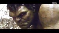 复仇者联盟2片段:钢铁侠VS绿巨人全过程