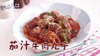 茄汁牛肉丸子 250
