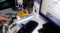 创意取胜 防雷排插拼颜值 小黄鸭 招财猫人见人爱 防雷创意插板 USB充电排插  防雷排插