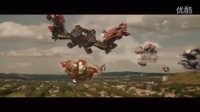 《复仇者联盟2:奥创纪元》日本版独家预告片 全新画面全新风格 鹰眼一家出镜