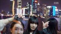 韩国妹上海游后感:中国好发达,和想象中完全不一样