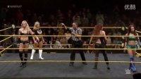 WWE.(NXT) 美国美女摔跤赛(双打)