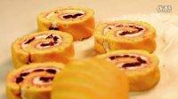 《君之烘焙日记》第9集 黑樱桃海绵蛋糕卷《BO60D》