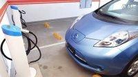 台达桃园研发中心电动车充电设备介绍