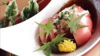 日式洋葱番茄沙律配柚子汁 423