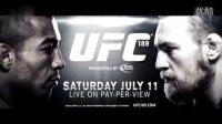 【玉帝之杖】UFC189中文宣传片:何塞奥尔多VS嘴炮