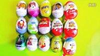 15健達出奇蛋 - 海綿寶寶,迪士尼小熊维尼,愤怒的小鸟,星際大戰,KINDER JOY, 迪士尼公主