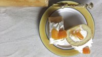 香满月手作 2015 芒果蛋糕卷 酸酸甜甜冰冰凉凉柔柔软软 48