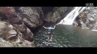 2015年7月18日香山峡谷溯溪玩水视频集合(福州晴天户外)