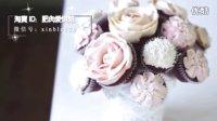 奶油霜杯子蛋糕  韩式裱花  蛋糕教程