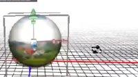 2015年7月25日叶凡老师PS第40课 3D制作球体以及转动