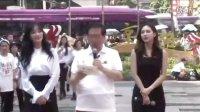 "MissA JIA《孟佳》,FEI《王霏霏》和首尔市长-广州活动""就是现在,来首尔吧"""