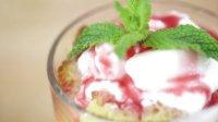加州厨房第3集:黄桃蛋糕酸奶杯
