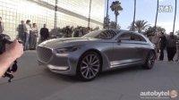 现代Hyundai Vision G  概念车发布