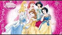 亲子游戏 白雪公主和七个小矮人精美贴画手工