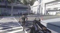 【图样解说】PS4使命召唤11 娱乐解说第二期 参观史上最强军事基地!