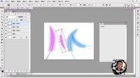 PS特效制作实例教程 画一个装饰性的羽毛